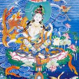 Поклонение богине Янжиме