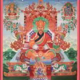 День поклонения посвящённый XII Пандито Хамбо ламе Доржо Этигэлову