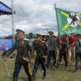 Региональный этап всероссийской военно-спортивной игры «Сполох»