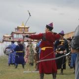 Чемпионат Республики Бурятии по стрельбе из национального лука
