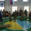 Проходим военно-спортивную подготовку