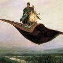 Ковёр-самолёт, 1880