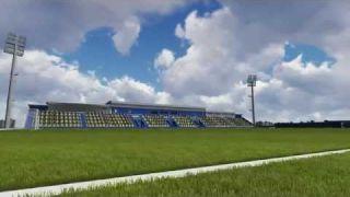 Презентация строительства стадиона в Улан-Удэ
