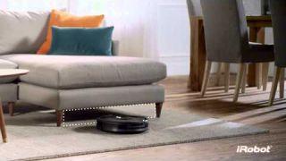 Домашний робот - Roomba 980 компании iRobot